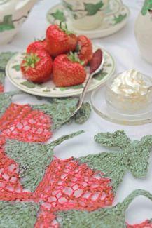 2016-06-24(3) Strawberry Shawl ed